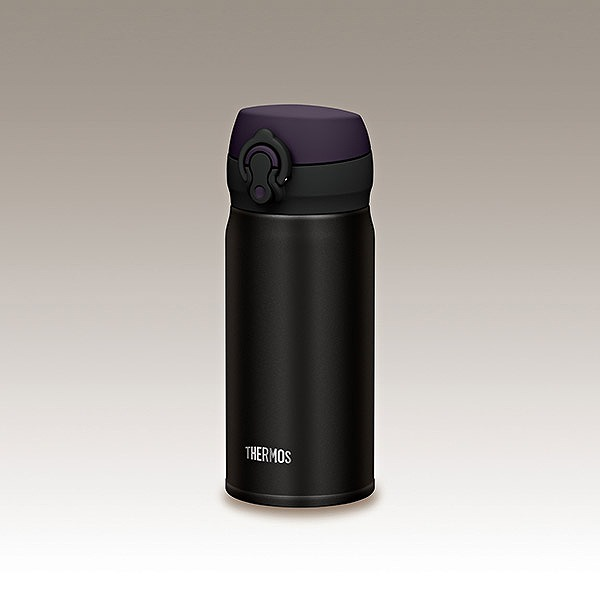 Thermos vacuum insulated jmy 350 ml JNL-352 ALB black water bottle stainless steel bottle thermos thermal insulated direct drink