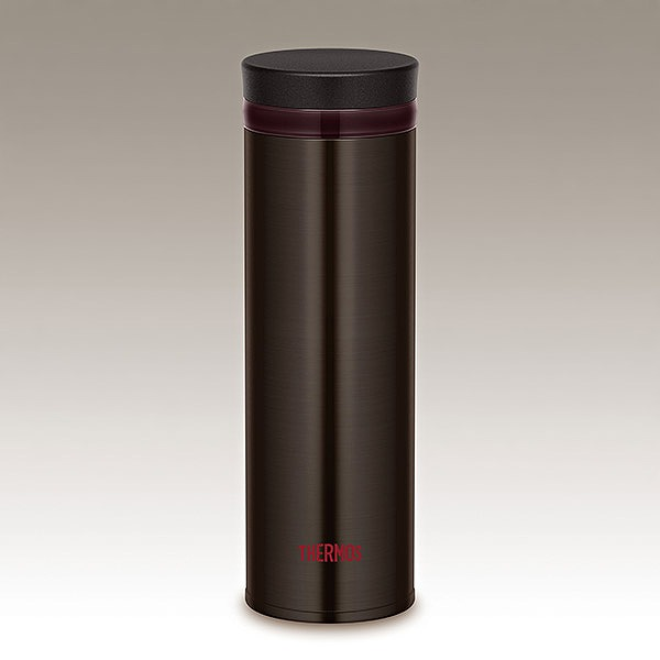 [Thermos] vacuum heat-insulated tumbler 500ml JNO-501 ESP dark brown water bottle stainless steel cup vacuum cup vacuum cold-insulated direct drinking