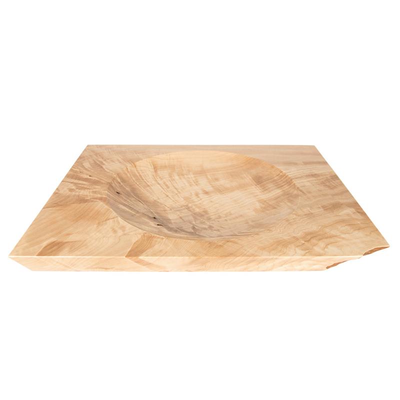 木製 プレート ウッドトレー 角皿 大 日本製 ウッドスタイル 【smtb-F】 送料無料