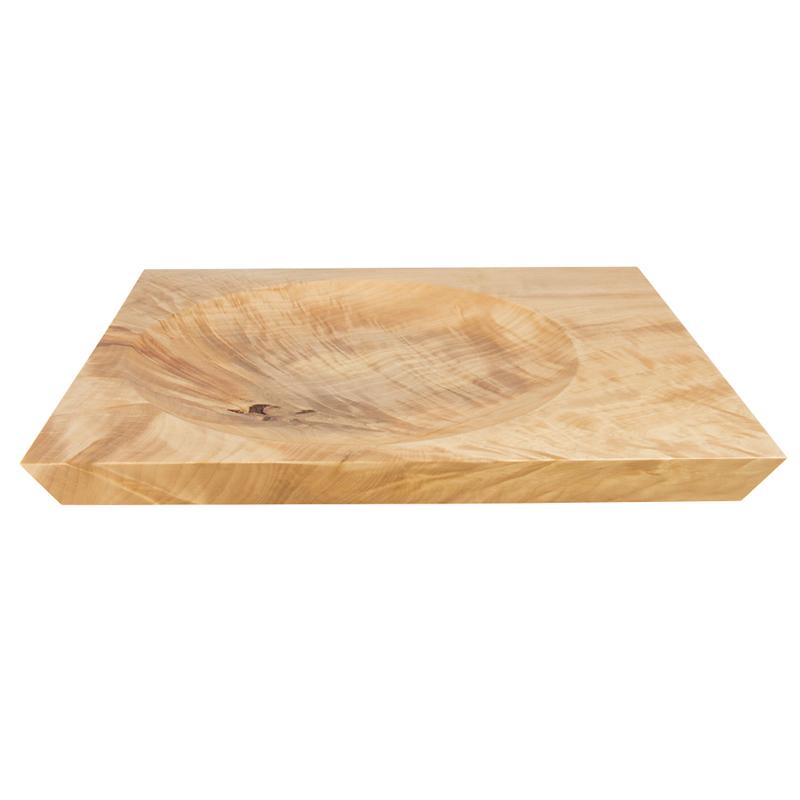木製 プレート ウッドトレー 角皿 中 日本製 ウッドスタイル 【smtb-F】 送料無料