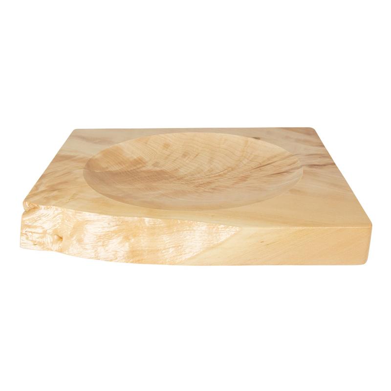 木製 プレート ウッドトレー 角皿 小 日本製 ウッドスタイル 【smtb-F】 送料無料