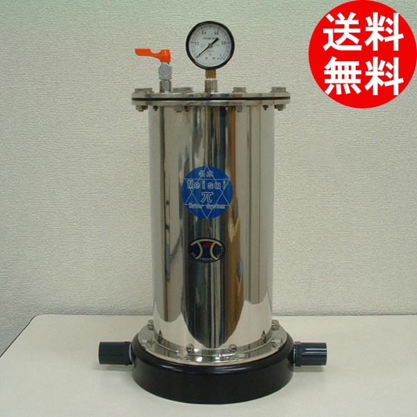 パイウォーター 浄水器 名水 元付けタイプ 家庭用 【smtb-F】 送料無料