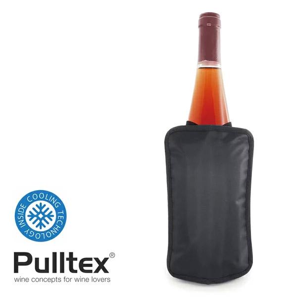 メール便 対応 同梱可能数 お得 1個まで 保冷剤式 氷を使わないワインクーラー ブラック ワインクーラー お歳暮 クーラースリーブ プルテックス