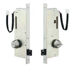 美和ロック(MIWA)IEDMシリーズ(U9シリンダー/ST)(バックセット38/51/64mm/扉厚33~42mm) インテリジェント本締電気錠(外側:シリンダー)