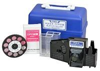 [ダイヤル/回転式CL PRO]水質測定器 DPD 粉末試薬60包付