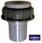 アドブルー[AdBlue] IBCポンプ取付具 三甲サンバルク#1000TC-450/共立機巧製[プロポン]専用