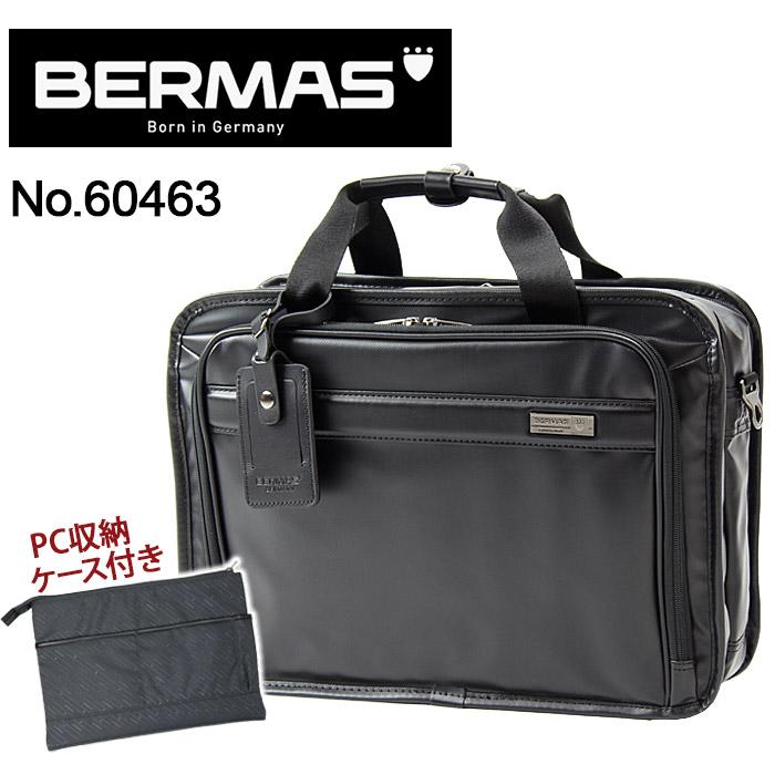 BERMAS バーマス ビジネスバッグ ブリーフケース ショルダーバッグ リュック INTER CITY COATINGシリーズ 2層ブリーフ 42c 3WAY メンズ 男女兼用 60463