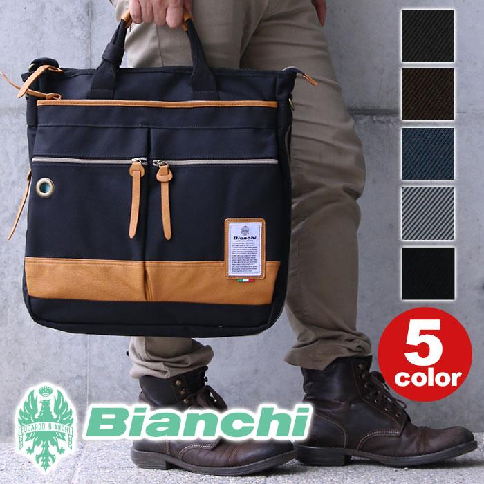 13235c3461da トートバッグ リュック Bianchi ビアンキ 3WAYバッグ ブリーフトート ...