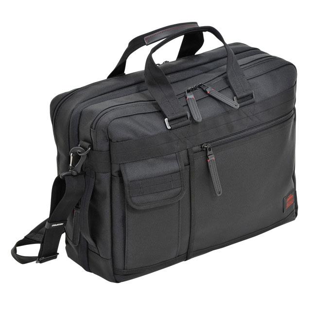 NEOPRO RED EXビジネス / ネオプロ レッド ショルダー 手提げ PC パソコン タブレット 収納 キーハーネス ボトルポケット キャリーにセット カジュアル ビジネス 多機能 ナイロン 革 エンドー鞄