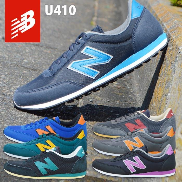 NEW BALANCE U410 ニューバランス メンズカジュアルスニーカー 靴 スポーツシューズ ランニング ウォーキング