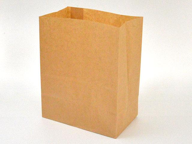 バラ出荷 入数100 100枚入 マチ付き袋 角底袋 結婚祝い ハイバッグ H300 weeco 紙袋 未晒無地 パックタケヤマ 00020231 2020 180×108×225mm