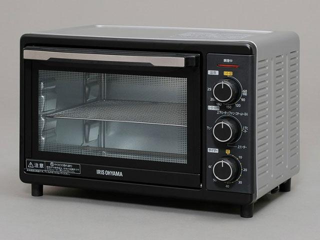 1台 信憑 現品 バラ FVC-D15B-S 00315708 コンベクションオーブン アイリスオーヤマ