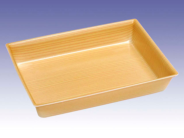 【600枚】DSK205本体(改)A デンカポリマー トレー 弁当 使い捨て 食品 容器 00394098