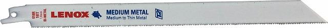 レノックス(LENOX)2T1903068バイメタルセーバーソーブレード 250X18T(25枚)B018R
