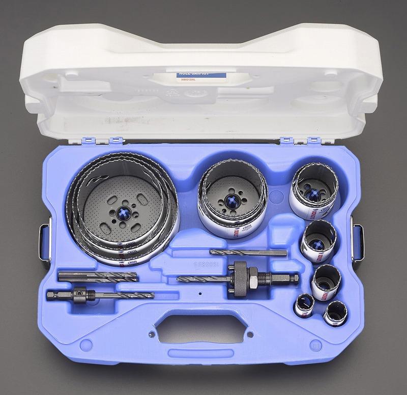 レノックス(LENOX) バイメタルホルソーセット 一般設備用30802-1200L