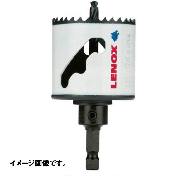 5121050レノックス(LENOX)軸付バイメタルホルソー114φmm幅広スリットタイプ
