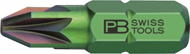 """ロングビット インチビット 六角ビット プラスビット マイナスビット ポジビット トルクスビット 超ロング 低価格 ビットセット C61924 PBSWISS PBSWISSTOOLS ナノコート 2020 4""""HexポジドライブビットPZ4 PBスイスツールズ C6-192-4 1 ソケットビット"""