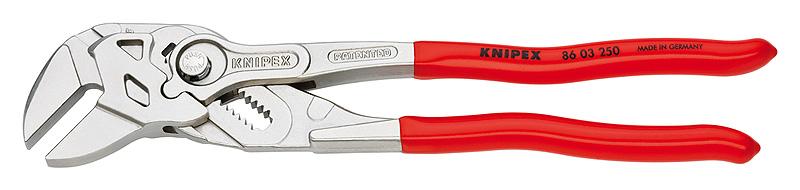 【あす楽】クニペックス(KNIPEX)プライヤーレンチ250mm8603-250SB 8603250