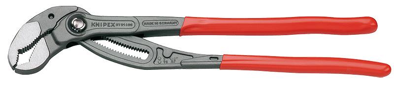 クニペックス(KNIPEX) コブラ 高性能ウォーターポンププライヤー400mm8701-400SB 8701400