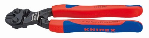 クニペックス(KNIPEX)コンパクトボルトカッター200mmCoBoltコンフォートハンドル7102-200 7102200