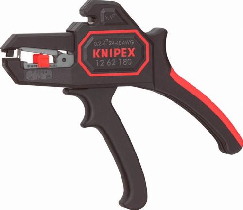 1262-180 あす楽 クニペックス オートマチックワイヤーストリッパー1262-180 1262180 KNIPEX ランキングTOP5 2020 新作