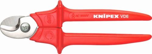 クニペックス(KNIPEX)絶縁ケーブルカッター230mm9506-230 9506230