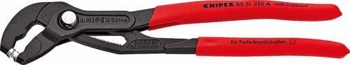 【あす楽】クニペックス(KNIPEX)スプリングホースクリッププライヤー250m8551-250A 8551250A