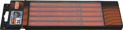 バーコ(BAHCO)【3906-250-24-100】ハンドソー替刃バイメタル 250mm×24山 100枚入