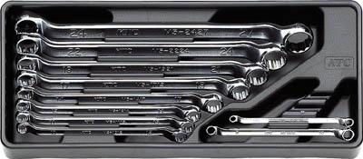 KTC(京都機械) めがねレンチセット[10本組]TM510  TM510