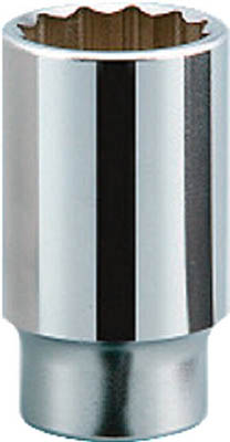 KTC(京都機械) 19.0sq.ディープソケット(十二角) 60mmB45-60  B4560