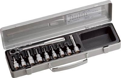 TONE(前田金属工業 トネ とね) ヘキサゴンソケットレンチセット