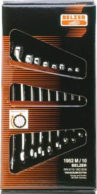 バーコ(BAHCO)【1952M-30】片目片口スパナ 30mm