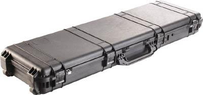 即日~2営業日出荷 PERIKAN LEDライト 新作続 タフケース 送料無料 防水 防塵 防じん 気密 耐衝撃 耐圧 1750 黒 PELICAN プロテクター ペリカン 1346×406×155 ケース 保管 運搬 ウレタンフォームなし