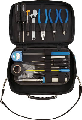 HOZAN(ホーザン)工具セット ショルダー工具セット16点S-7 S7
