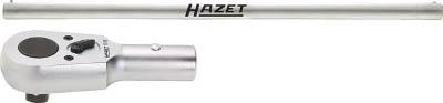 HAZET(ハゼット)【1016/2】ラチェットハンドル(スタンダード小判型ヘッド・高負荷タイプ) 差込角