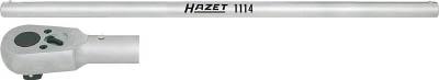 HAZET(ハゼット)【】ラチェットハンドル(スタンダード小判型ヘッド・高負荷タイプ) 差込角