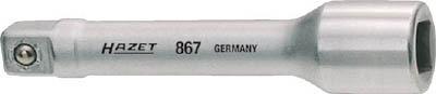 HAZET(ハゼット)【1017-8】エクステンションバー 差込角19.0mm 全長200mm