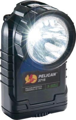 PELICAN(ペリカン) 3715 LEDフラッシュライト 黒
