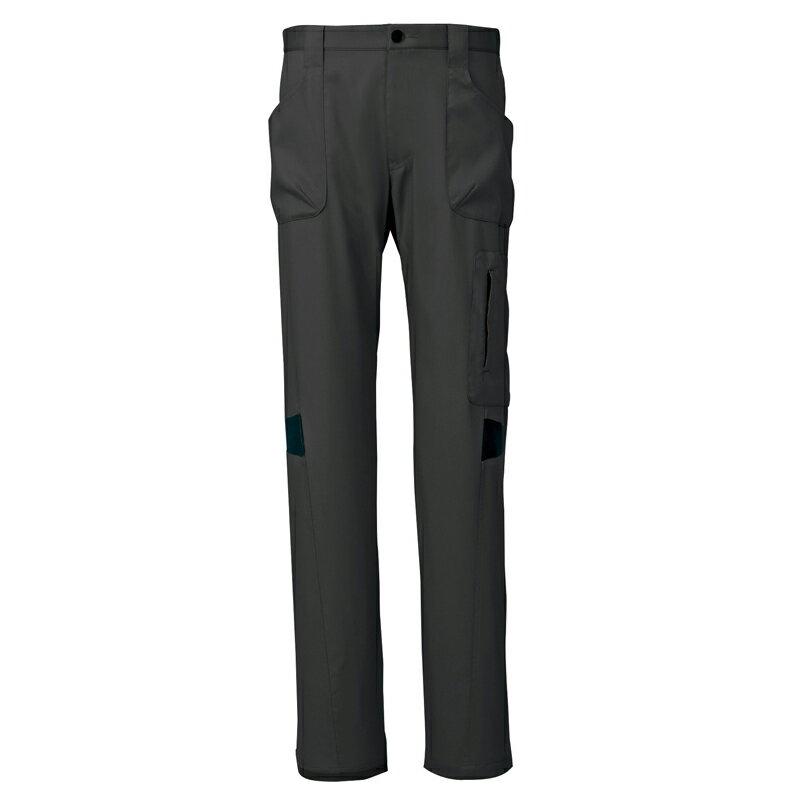 【6Lまで共通価格】ストレッチパンツ《AZ-7844》[3S SS~5L 6L]ノータック 男女兼用 動きやすい レディースサイズあり 軽量 吸汗速乾 カーゴ 作業ズボン 大きいサイズ