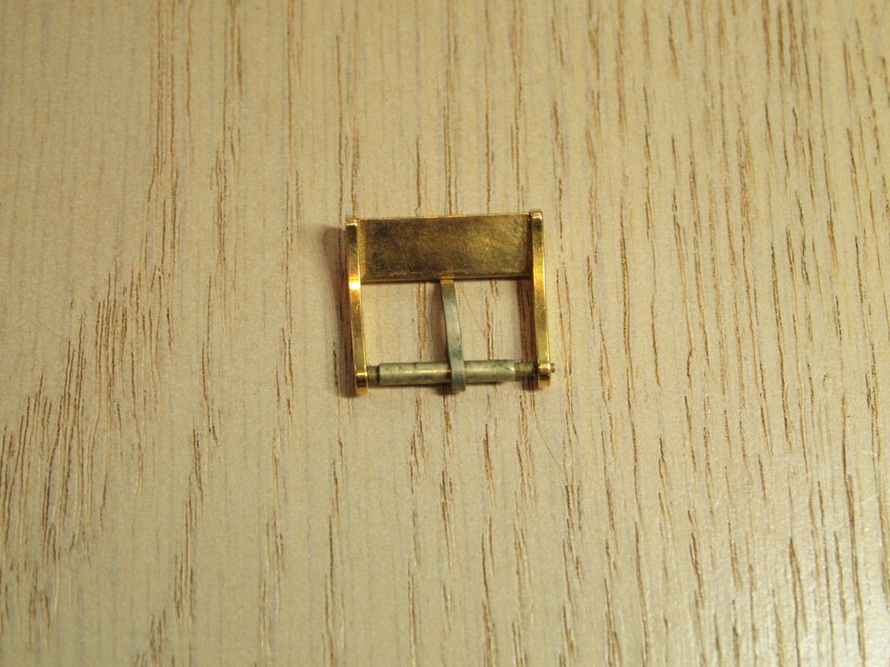 14 millimeters of LONGINES buckles