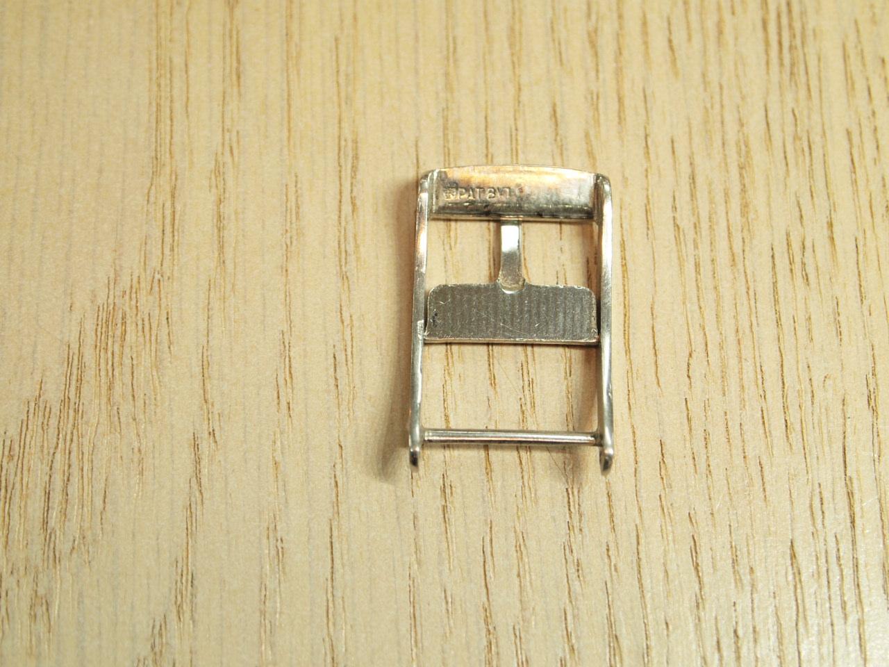 14 millimeters of OMEGA buckles