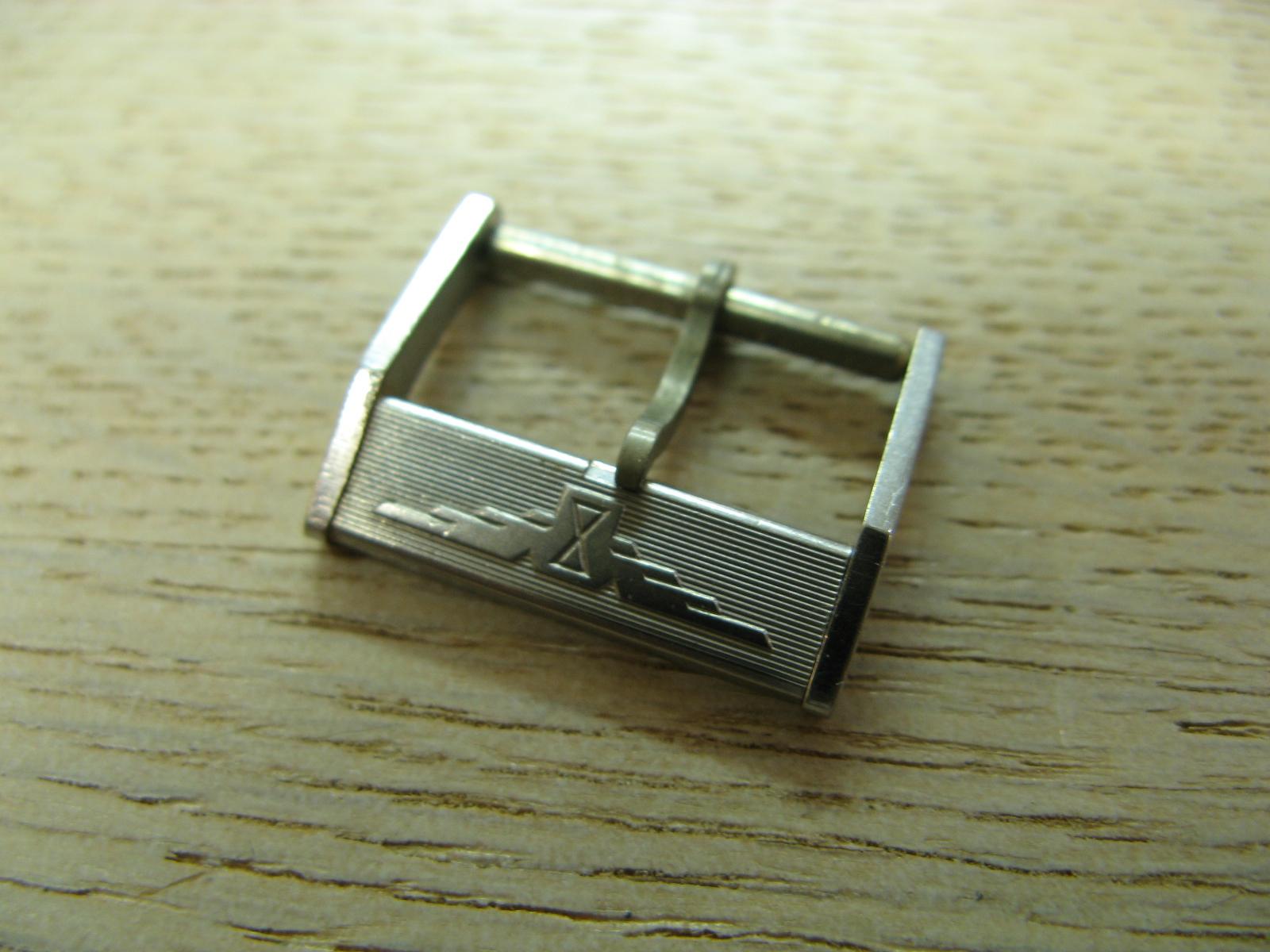 LONGINES buckle 16 mm