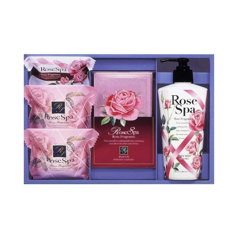 【クーポンあり】【送料無料】CRS-15 12箱入り Rose Spa ローズスパ ギフトセット