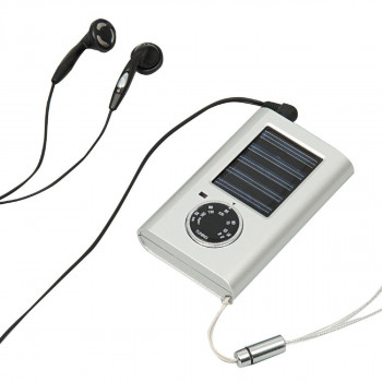 爆安 夜間や雨天時でも充電した電力で動くコンパクトラジオ アーテック コンパクトソーラーラジオ 超特価SALE開催 FM AM 076571