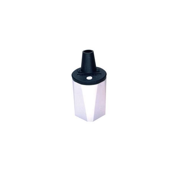 芯の削り具合を2通りに調節できる芯削器 クーポンあり 超目玉 ダーレー芯削器 1-823-0006 数量限定アウトレット最安価格 ミニ グレー