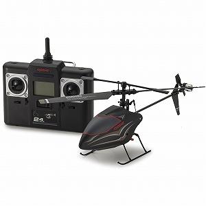 【クーポンあり】【送料無料】【あす楽】ラジコン ヘリ ヘリコプター 4ch 上級機 京商EGG ブラックスワロー ネクスト 2.4GHz