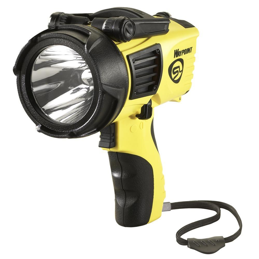 【クーポンあり】【送料無料】ストリームライト ウェイポイント イエロー WSL44900 プロ用LEDライト