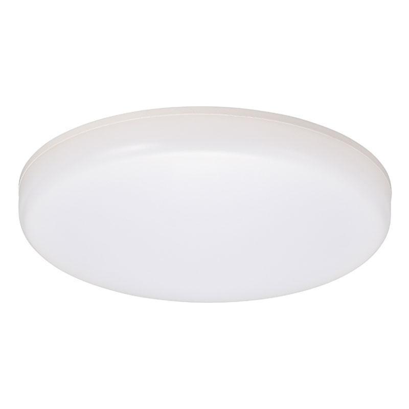 【クーポンあり】【送料無料】OHM 防雨防湿型LEDシーリングライト アーチ型 700ルーメン 電球色 LT-YK6AWL