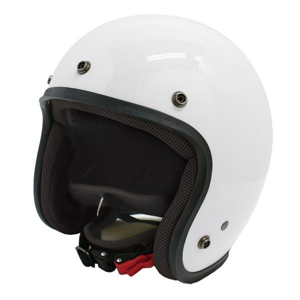 【最大ポイント20倍】【送料無料】ダムトラックス(DAMMTRAX) JET-D ヘルメット PEARL WHITE MENS
