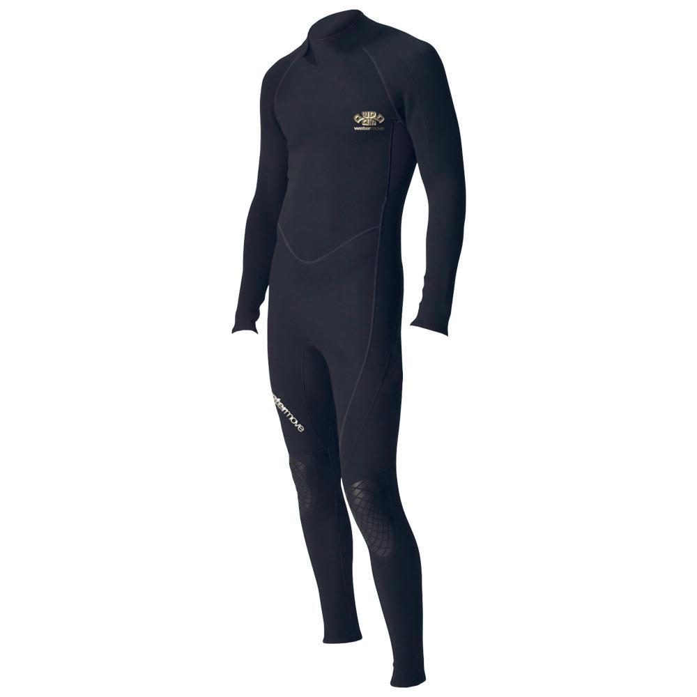 【クーポンあり】【送料無料】watermove ウォータームーブ スーパーライトスーツ メンズ ブラック ML WSL38114 マリンスポーツに最適!